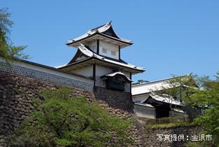 金沢城・兼六園